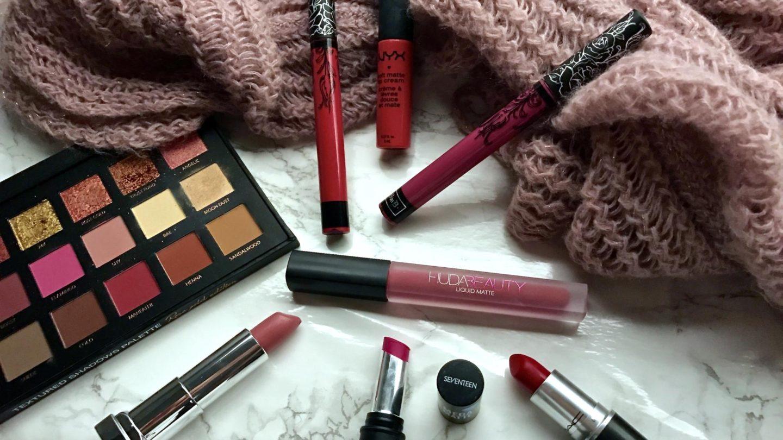 My Week In Lipsticks #4    Beauty