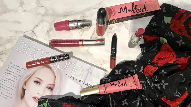 My Week In Lipsticks #7 || Beauty