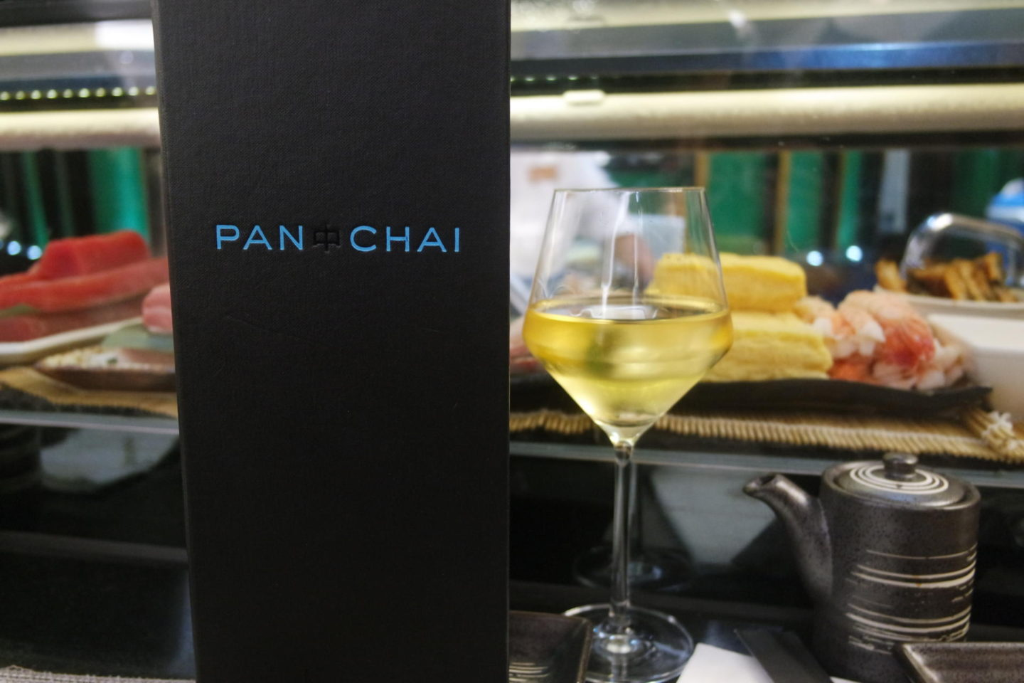 Pan Chai, Harrods - Review    Food & Drink