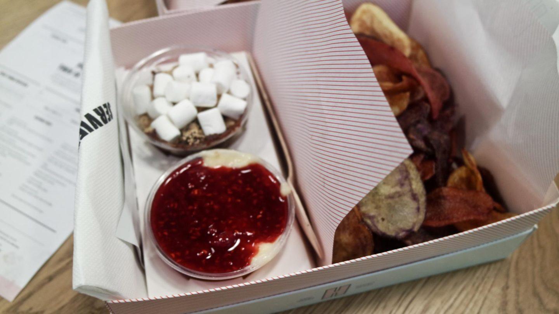 HipChips - Crisps and Dip Restaurant, Soho || Food & Drink