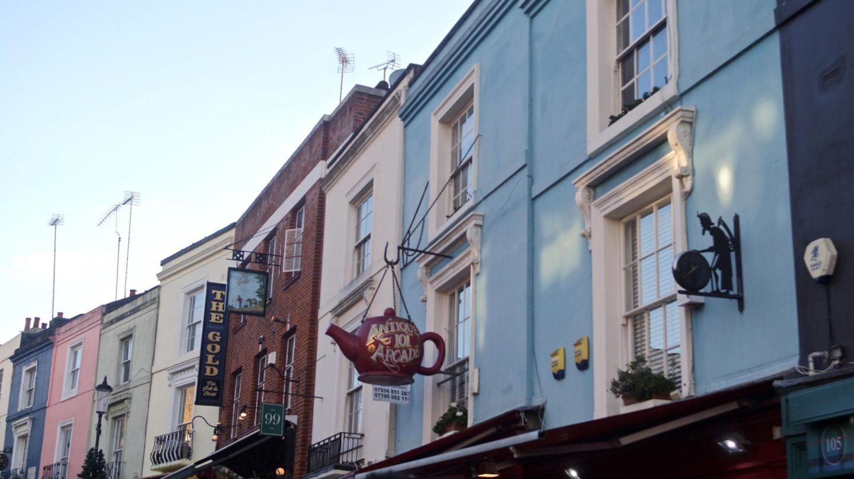Saturday Mornings at Portobello Road, Chelsea || London