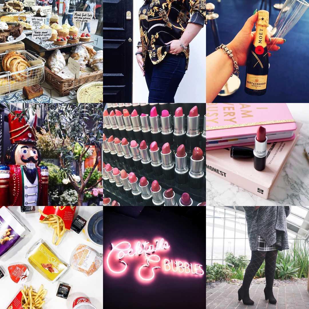 2016 - Best Nine On Instagram || Life Lately