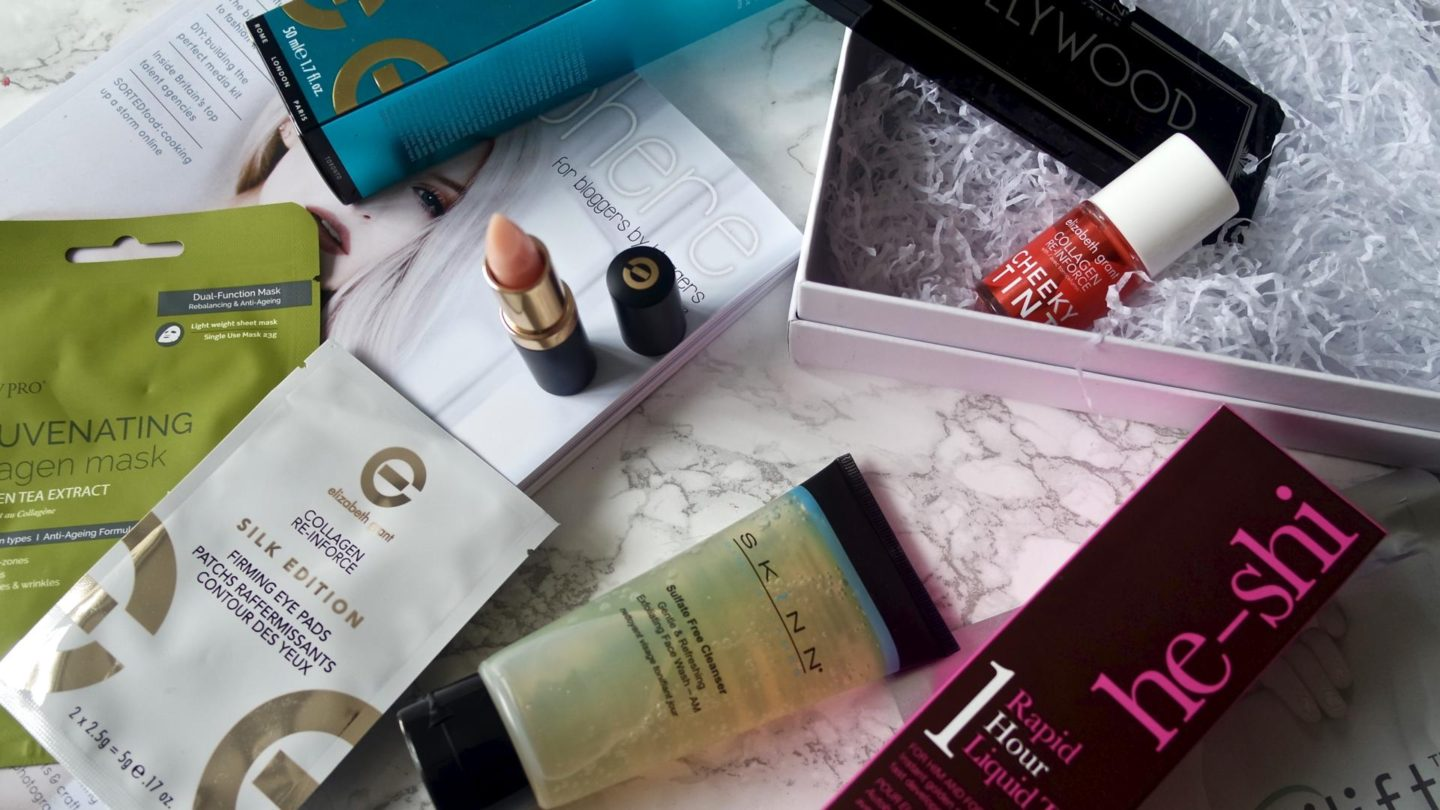 Ideal World - Blogger Beauty Box || Beauty