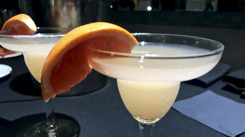 Grapefruit Margarita Cocktail Recipe || Food & Drink