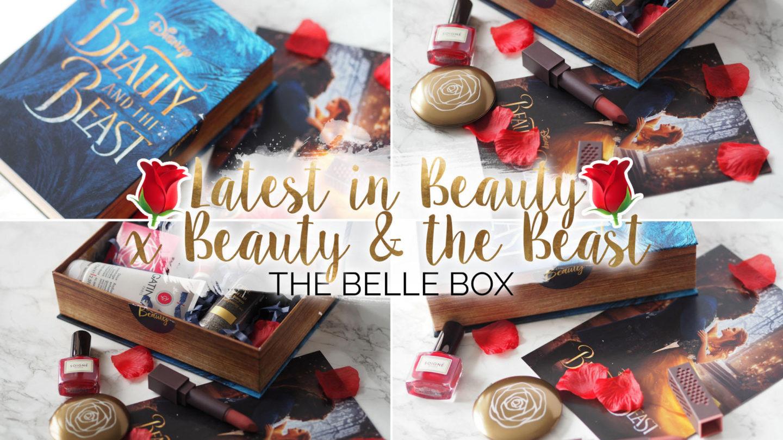 Latest in Beauty x Beauty & The Beast – The Beauty Box    Beauty