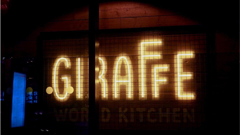 Giraffe World Kitchen, Victoria - Review    Food & Drink
