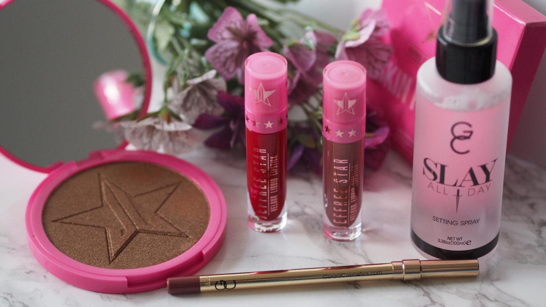 Beauty Bay Haul inc Jeffree Star & Gerard Cosmetics || Beauty