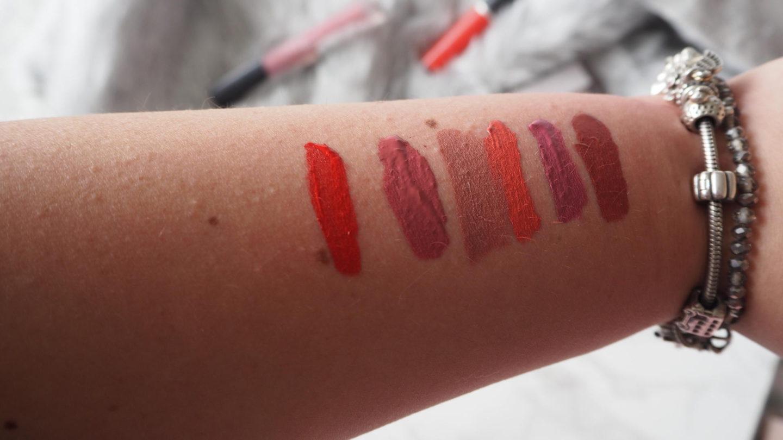 My Week In Lipsticks - #24 || Life Lately