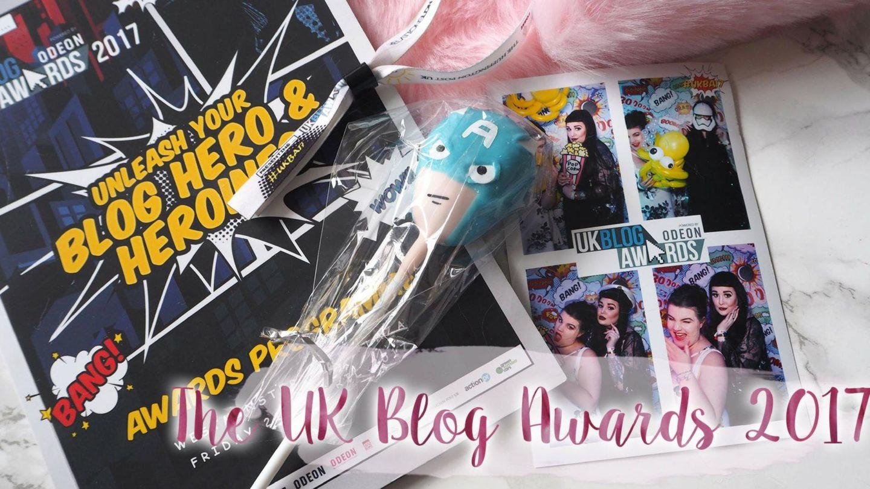 The UK Blog Awards 2017    Life Lately