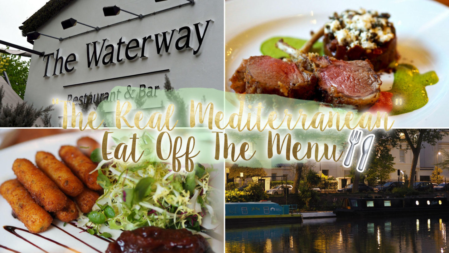 Eat Off The Menu – The Real Mediterranean, Maida Vale || Food & Drink