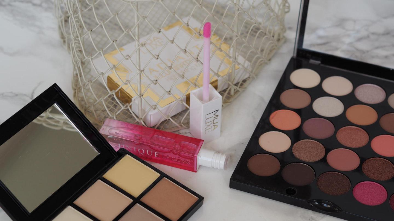 Latest Buys From MUA Cosmetics - Mini Haul || Beauty