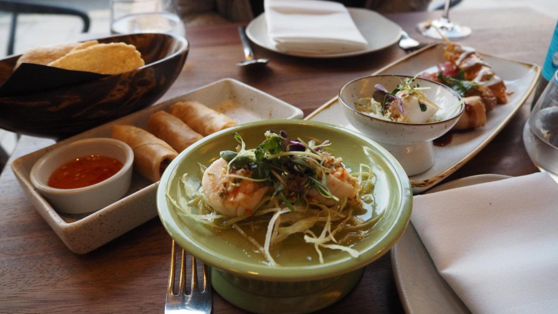 Patara - Fine Thai Cuisine, Wimbledon    Restaurant Review