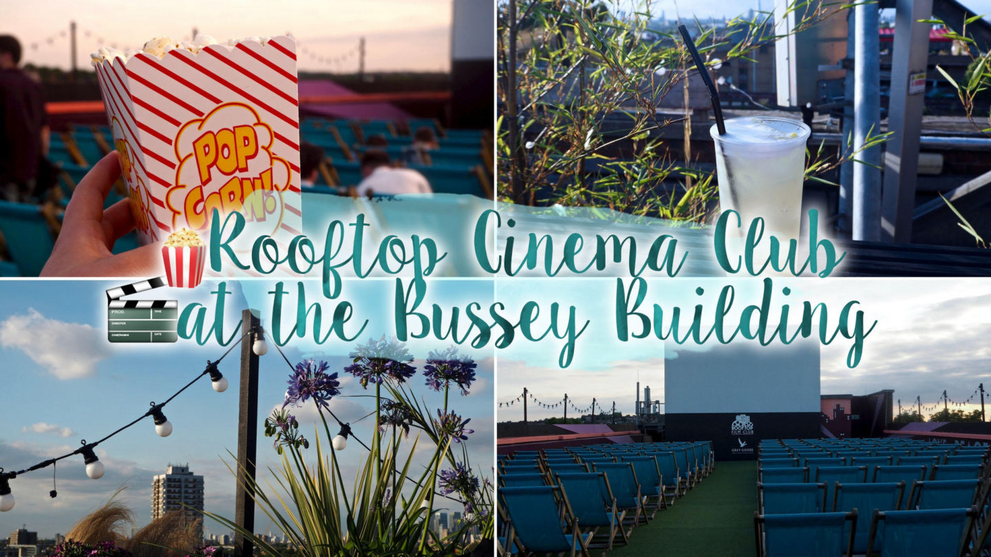 La La Land at Rooftop Cinema Club, Bussey Building || London