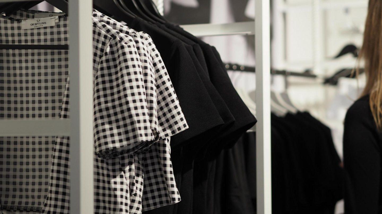 The #SureStyle Black & White Edit Pop-Up Shop || Life Lately