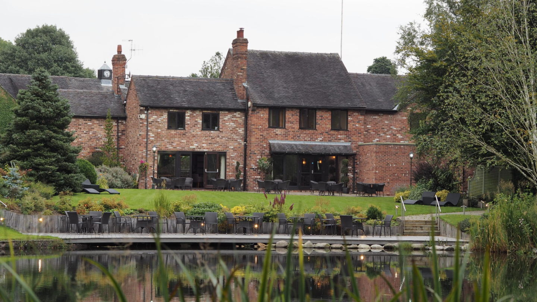 A Getaway to Moddershall Oaks Spa, Staffordshire || Travel