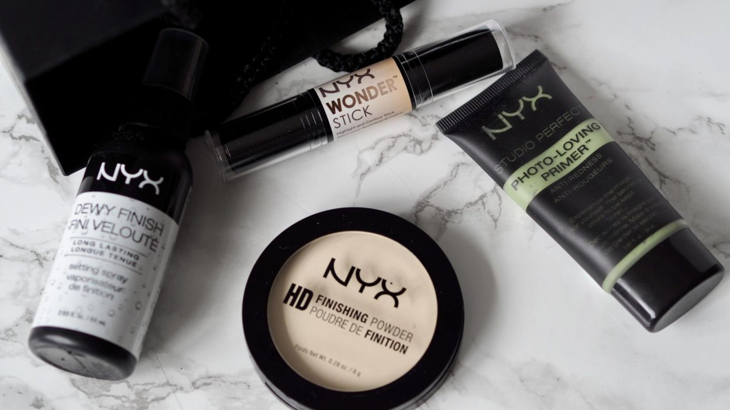 A NYX Cosmetics Convention Haul || Beauty