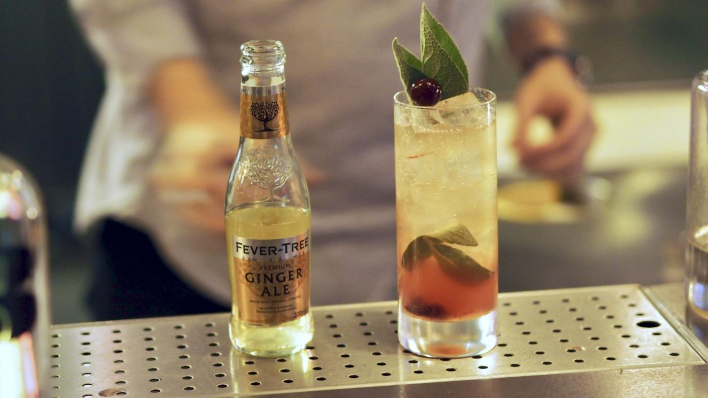 Brown Cow Vodka Cocktail Masterclass at Hixter, Bankside || Food & Drink
