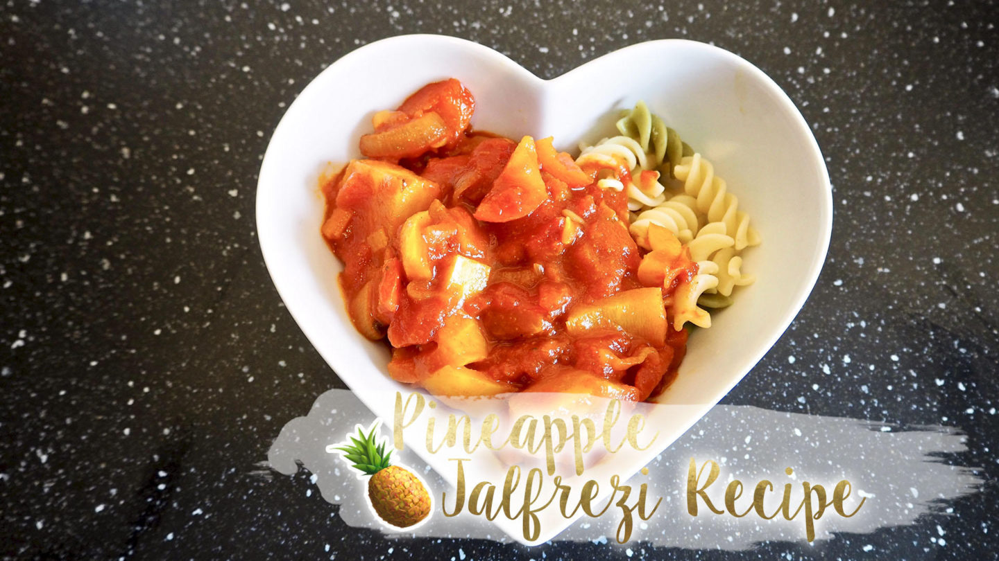 Vegan-Friendly Pineapple Jalfrezi Curry Recipe || Food & Drink