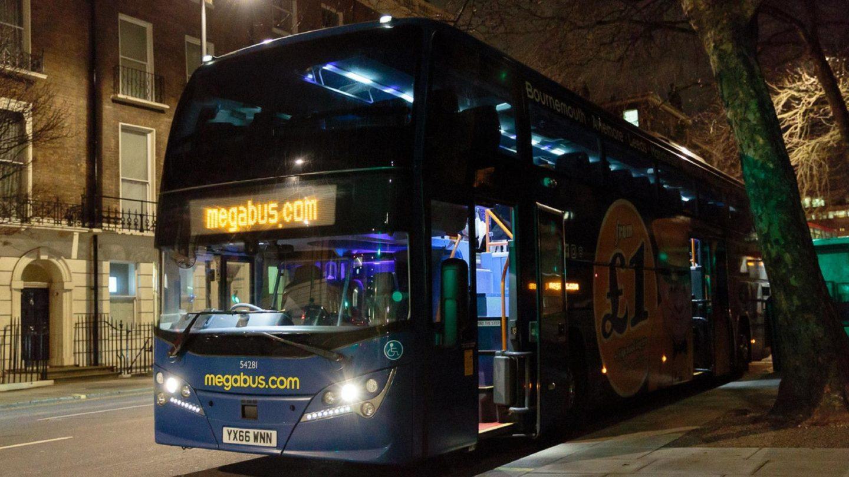 #MegaMysteryBus - A Megabus Mystery Adventure || London