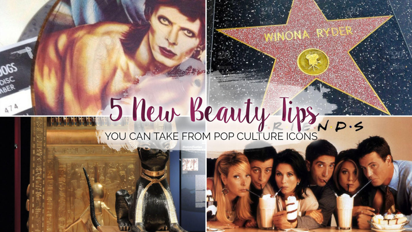 5 New Beauty Tips You Can Take from Pop Culture Icons || Guest Post
