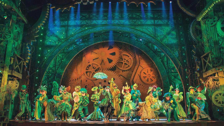 Wicked at the Apollo Victoria Theatre, Review || London