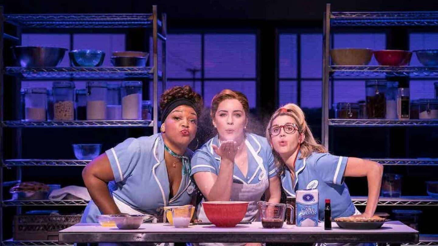 Waitress The Musical - Adelphi Theatre || London