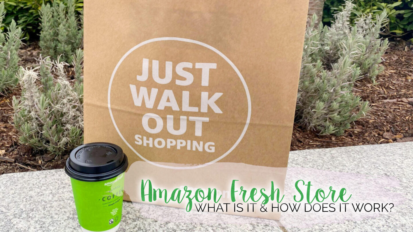 I Went To The Amazon Fresh Store In White City - Here's What It's Like || London