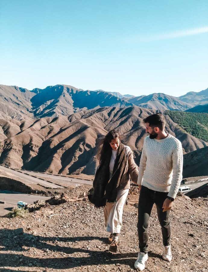 Qué ropa llevar a Marruecos en Noviembre.
