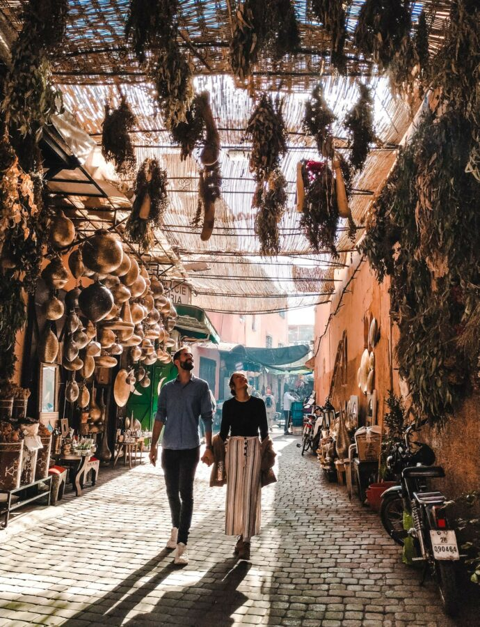 Viajando a Marrakech por primera vez | 5 días – 22 lugares