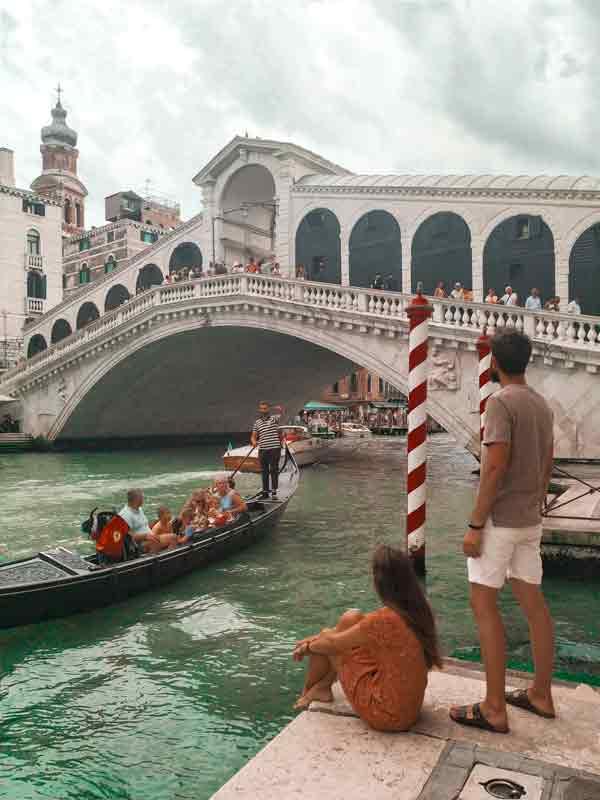Venecia con los 5 sentidos