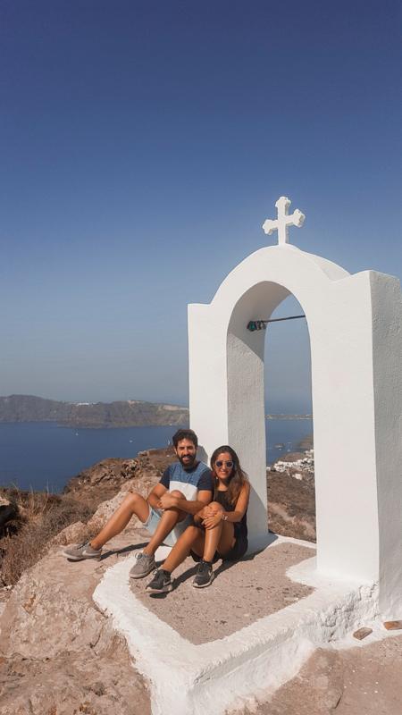 Descubre la magia de Santorini en 3 días (lowcost)