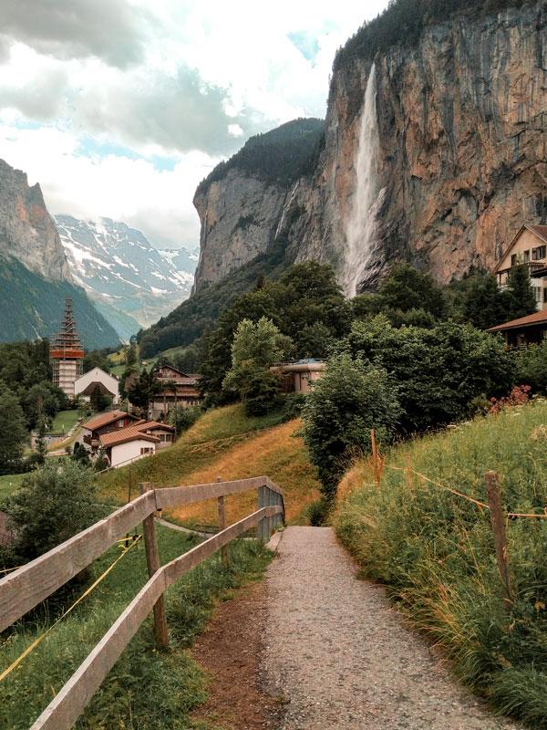 Los Petit Suisse rurales: 4 pueblos suizos con interminables montañas.