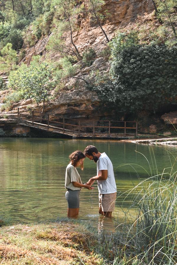 Sentirse en el paraíso a escasos kilómetros de Valencia.
