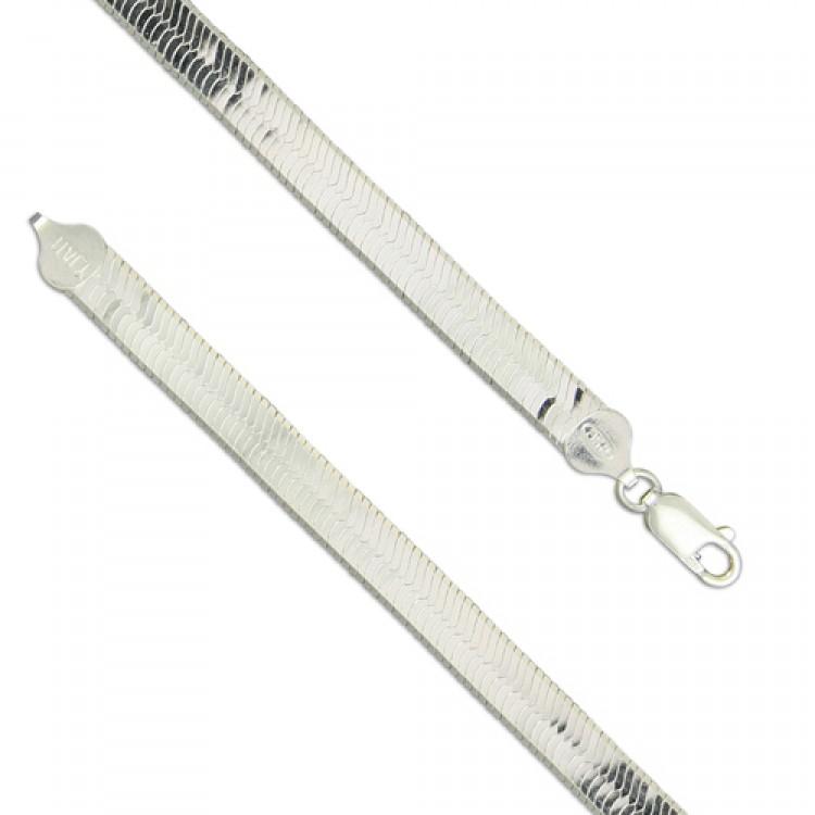 19cm/7.5in herringbone