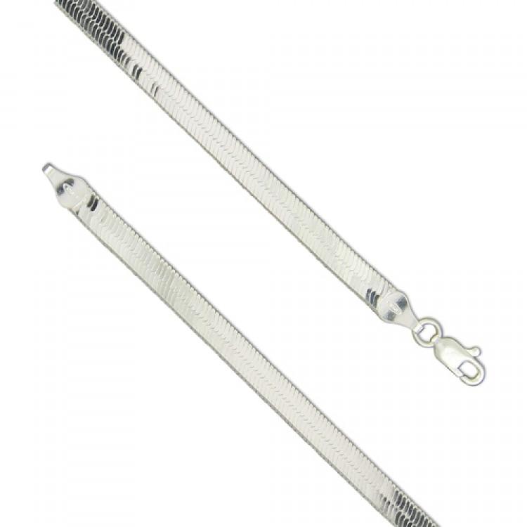 19cm/7.5in medium herringbone