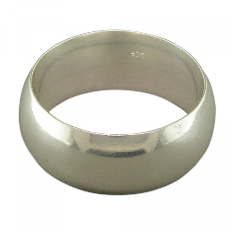 10mm heavy D shape band