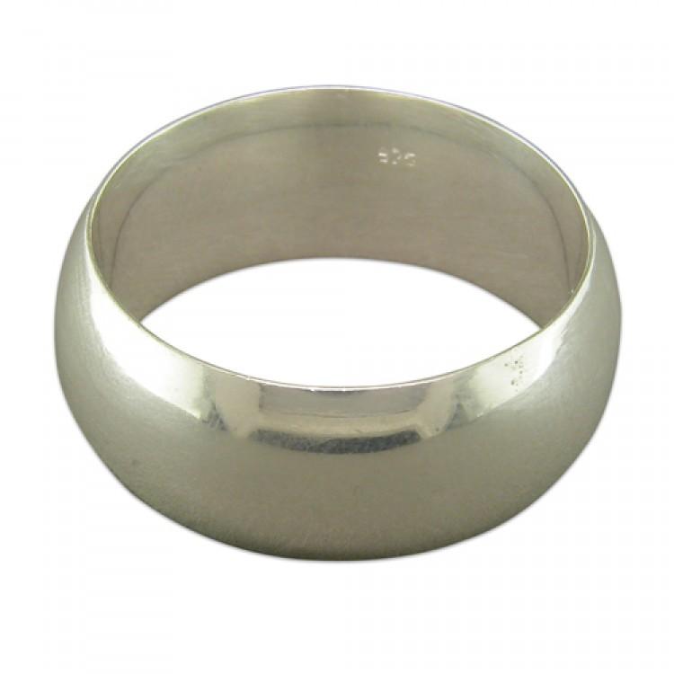 10mm heavy D shape band