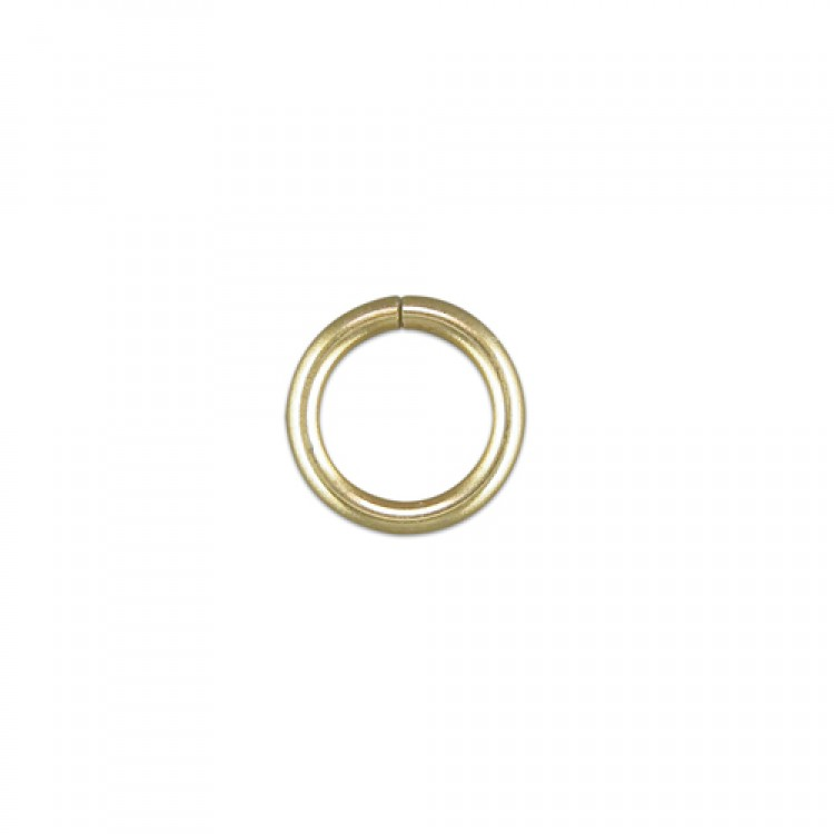 4mm heavy jump ring (per 5)