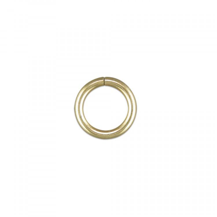 4mm heavy jump ring (per 5)