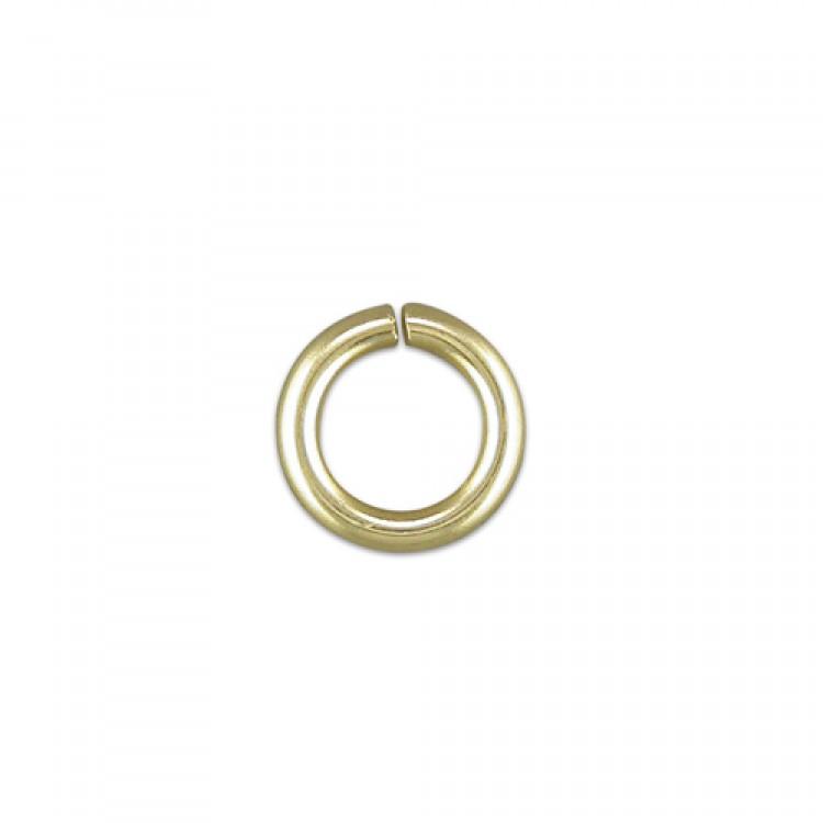 4mm standard jump ring (per 5)