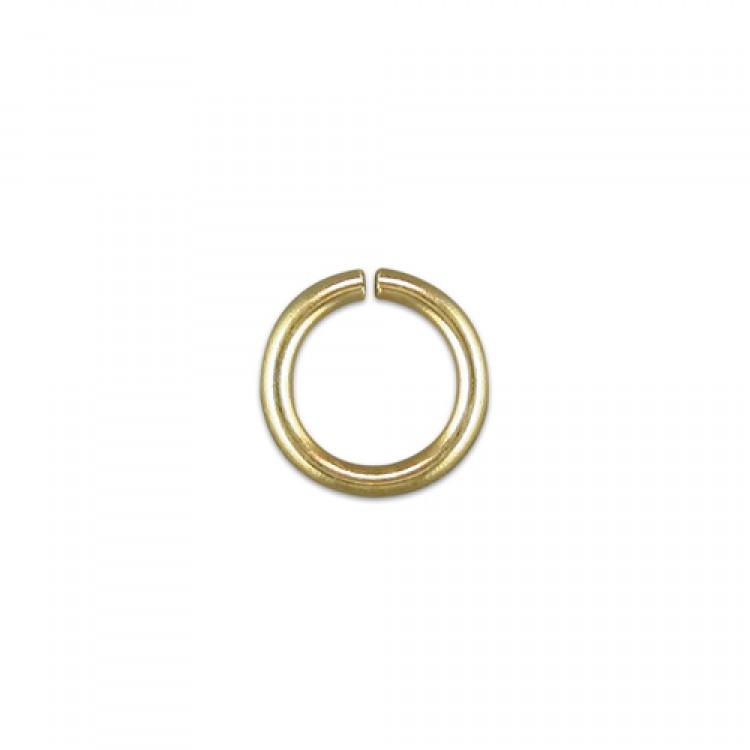 5mm standard jump ring (per 5)