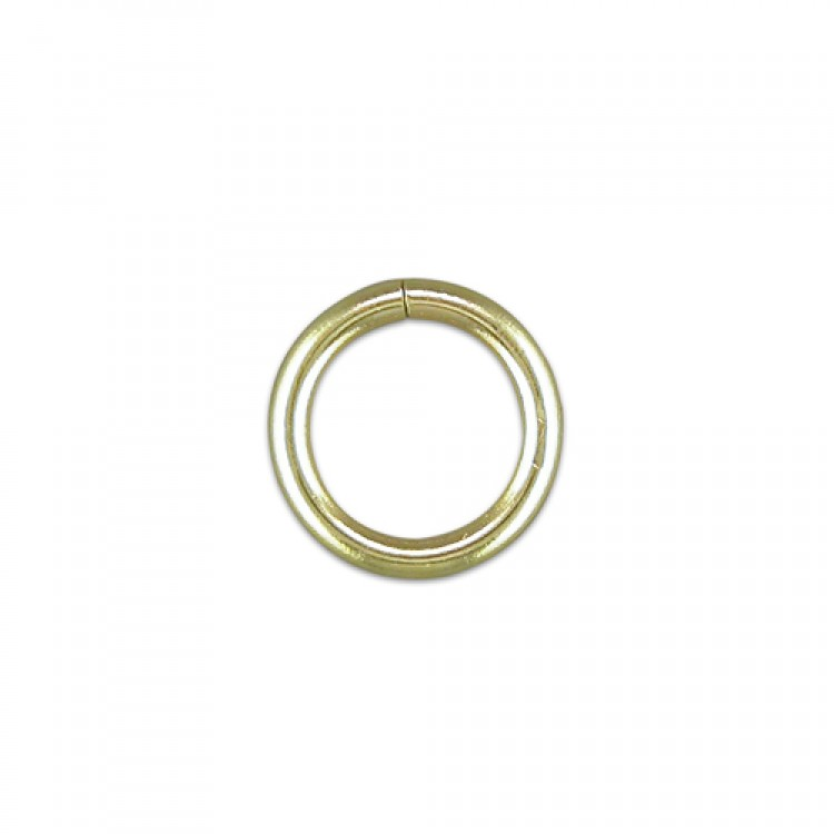 6mm standard jump ring (per 5)