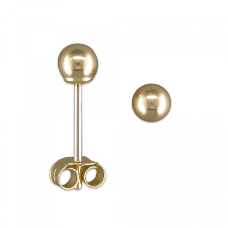 3mm bead stud