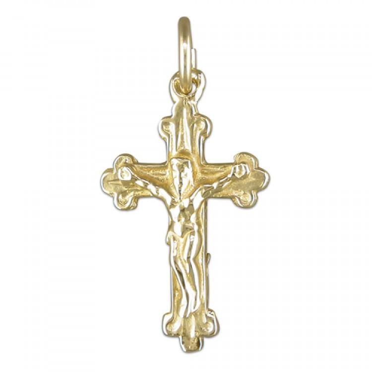 Fancy crucifix