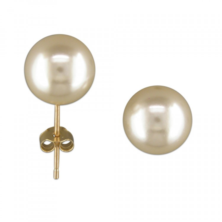 8mm simulated pearl