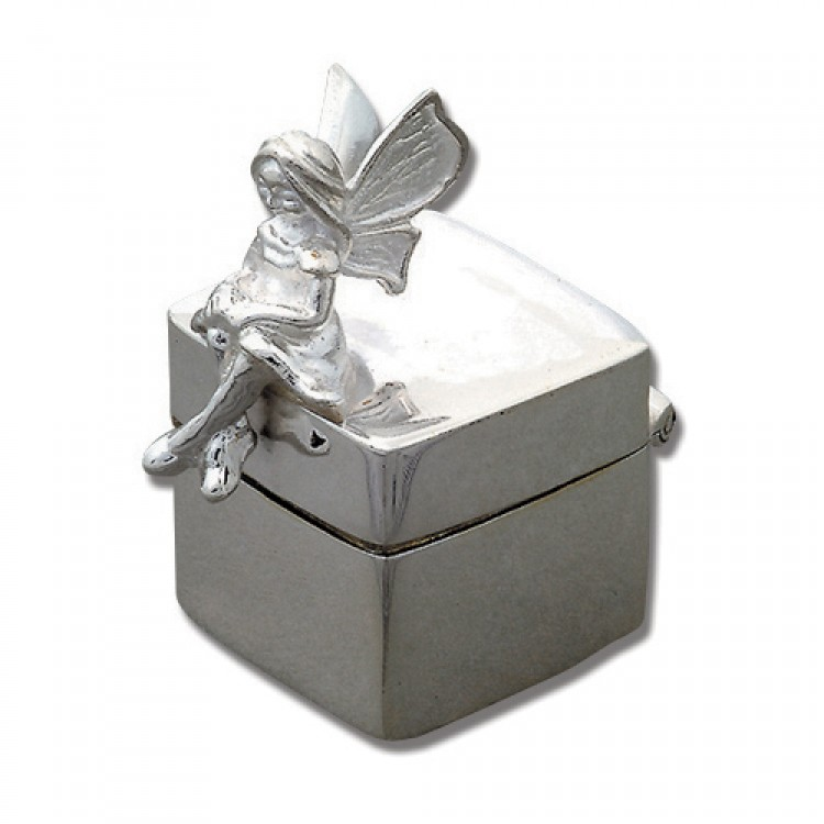 Fairy on square box