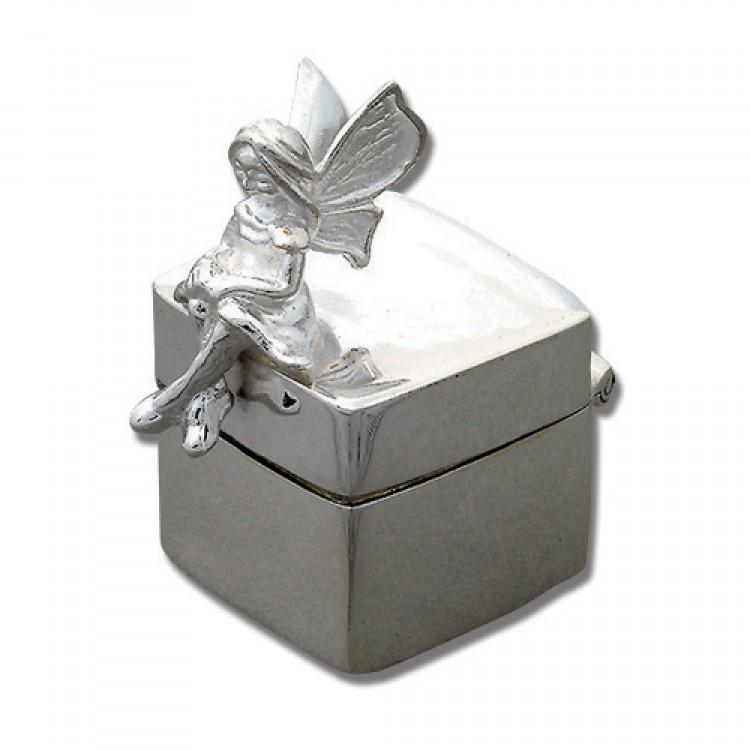 Fairy on square box