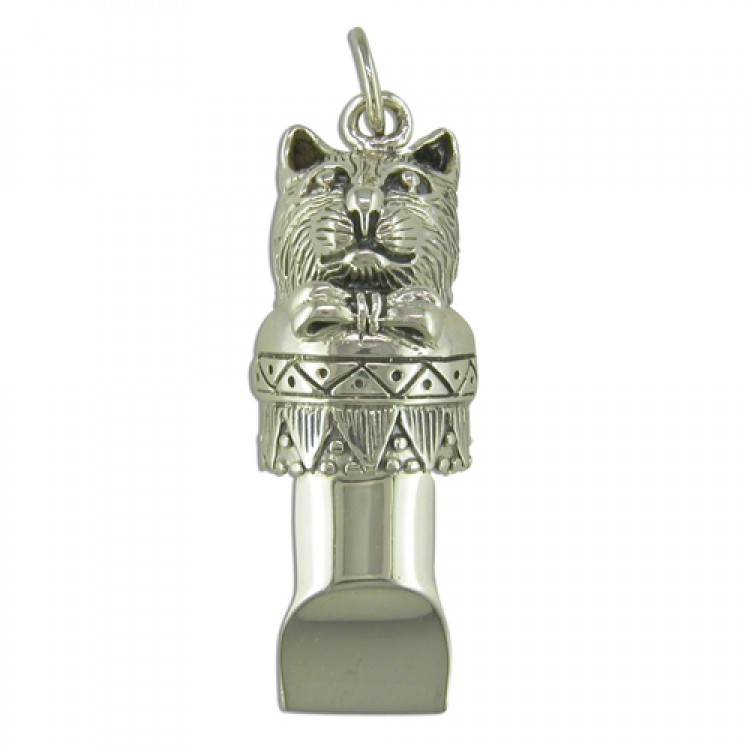 Cat whistle