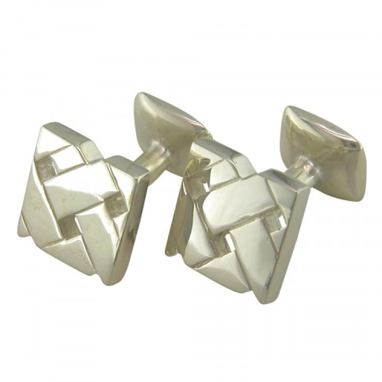 Lattice cufflinks