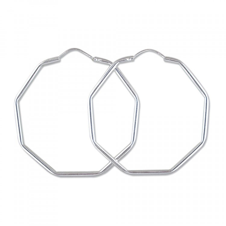 Octagonal hoop
